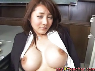 Asian Big Tits Japanese Kitchen  Teacher