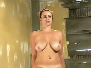Big Tits Bondage  Natural