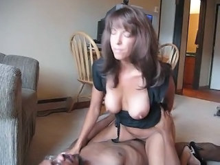 Big Tits Interracial  Natural Nipples Riding