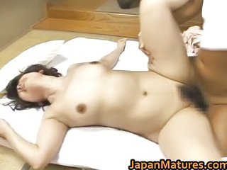 Asian Chubby Japanese Mature Orgasm