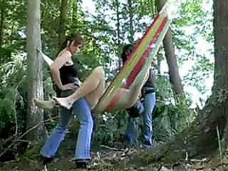 "Strapon In The Woods"" target=""_blank"