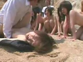 Japanese girls outdoor forced sex