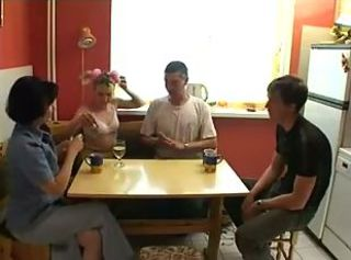 Drunk family sex sondaughter father mother