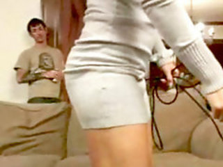 Horny young Scotty and the stunning Milf