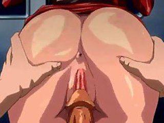Exciting anime with lusty ladies