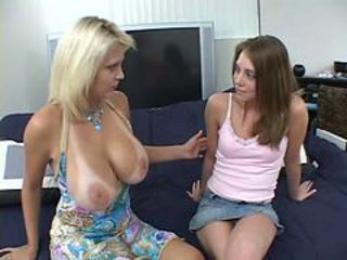 Stiffener Seduces Teen...F70