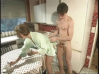 Young Son Fucks His Own Mom In T...