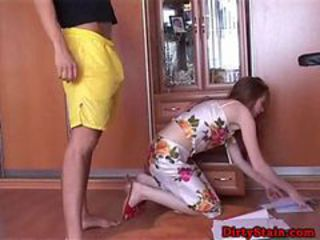 Secretary Gets Fucked On Work From Boss Hard