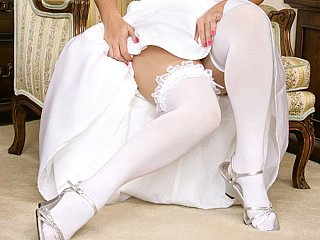 A Bride Gets Fucked By Unknown G...