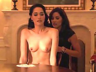 The L Word: Rachel Shelly and Sandrine Holt