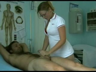 Busty Nurse Making Big Surpsrise