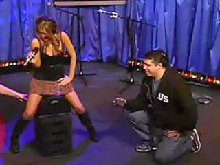 Carmen Electra Riding The Sybian