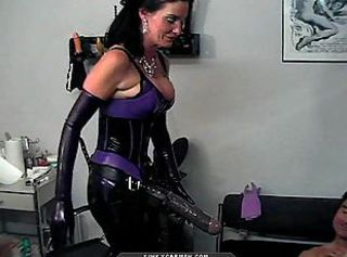Crazy Prostitute With Killer Strap On
