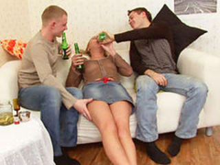Uniting drunk added to abused by 2 guys