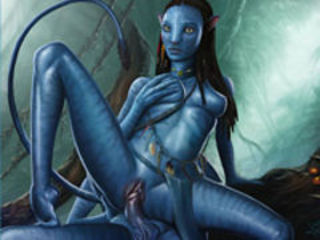 Avatar XXX. Banned Hollywood