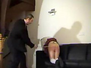 A compilation of spanking and caning clips