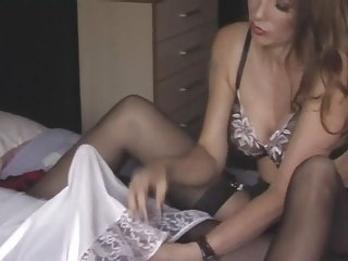 Stockings Amateur Porn