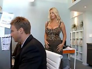 Busty Ingrid Swenson swallowed Levi Cashs cock