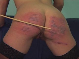 Horny slut gets her ass spanked immutable