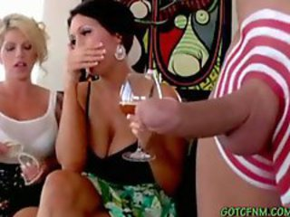 Brooke Haven Plays Cock Ring