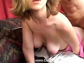 Youn girl assfucked by dirty daddy