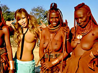 Naked Abstinent 2Bizzare Interracial Sex in Africa