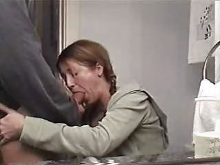 sexy mom sucking big cock and sw