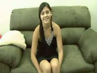Amateur Cute Arab Teen from UAE first Time Virgin Def...