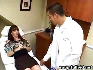 MILF At Doctors Office