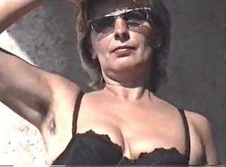 MARION from prudish Germany concerning strigous Armpits 03