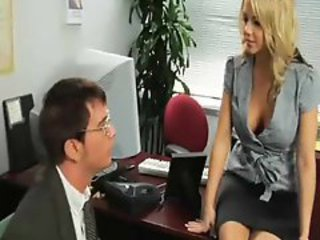 Office Sex with Ashlynn Brooke
