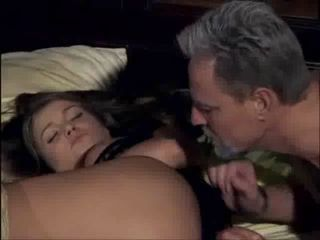 french daddy fingering sleeping step daughter