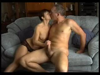 Mature Amateur Couple Fucking On...