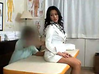 Unwanted massage and fuck with Japanese girl