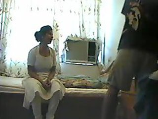 Indian couple fucking on hid cam
