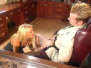 Young blonde hoe shagging with rich hunk