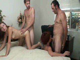 Foursome smoking sex- pt 2