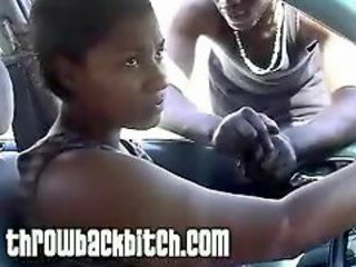 SWEET GIRLS At hand THE GHETTOS FUCK BY COLD HARD BLACK DICKS