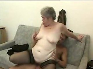 Granny goes home with him be incumbent on fun making love