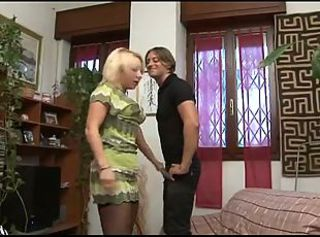 "Cheating Italian Housewife with her young Lover"" target=""_blank"