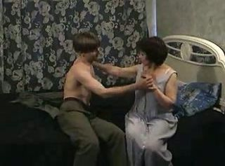 Russian Mature Mother Son Sex