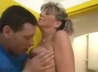 Pigtail Mature GrannyFucked