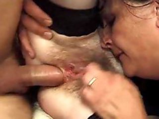 Hot mature babe in hardcore action
