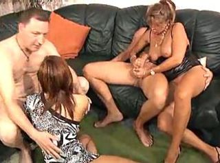 Hot German Mature Swingers