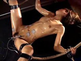 Heavy Electric Stimulation (Censured) and HOT