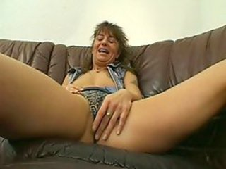 Hot milf is simmering for sex