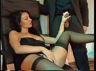 Laura Angel The Slutty Boss