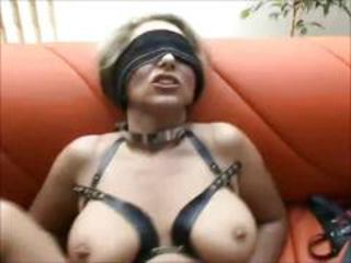 Submissve german grown up used coupled with abused by 2 guys