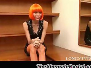 Asian Ladyboys in Hot Actions