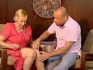 Old ladies fucked hard in full movie